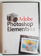 Adobe Photoshop Elements 4.0 for Windows XP - $14.84