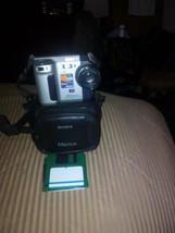 Sony Mavica MVC-FD92 1.2 MP Digital Camera - Black & Metallic silver cam... - $43.92