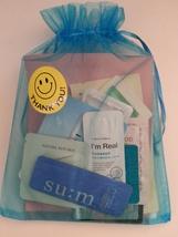 Korean Cosmetics Samples and Face Mask Sheets Mixed Bag - $30.00