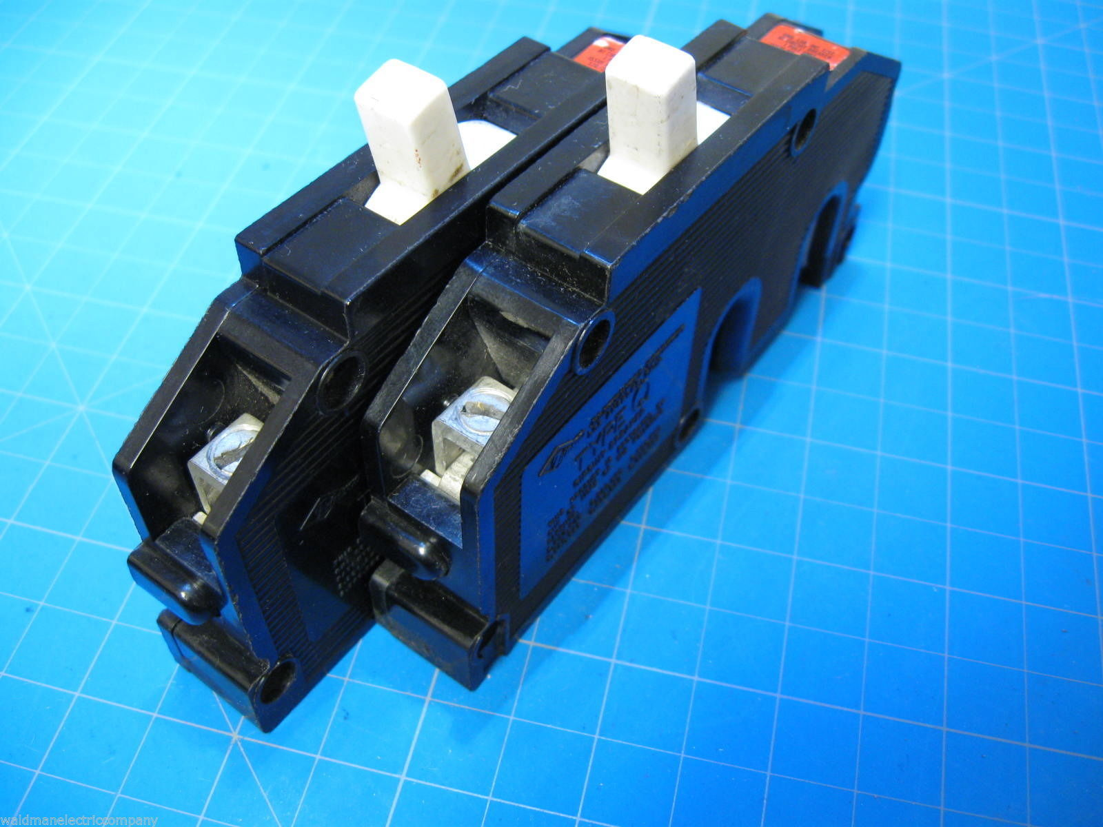 60 amp zinsco gte sylvania magnetrip 1 pole breaker type q. Black Bedroom Furniture Sets. Home Design Ideas