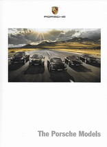 2012 PORSCHE dlx full line brochure catalog 911 Panamera Cayman Boxster ... - $12.00