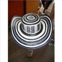 Colombian Hat Fino Sombrero Vueltiao Handmade 21 Laps Sinuano 100% Caña ... - $99.00