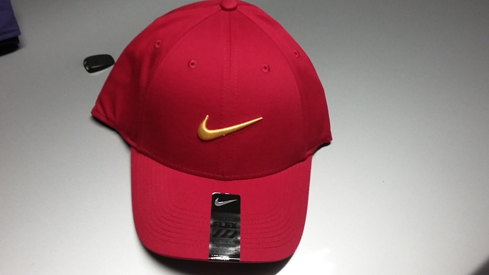 ba552ffd12e Nike Legacy 91 Golf Hat Cap Red Yellow and 50 similar items