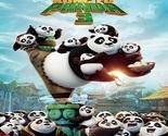 Kung Fu Panda 3 Factory Sealed Blu-ray Disc