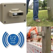 Chamberlain Cwa2000 Weatherproof Outdoor/Driveway Wireless Motion Alarm ... - $40.76