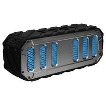 Rugged Rocker Water-Proof Bluetooth Speaker (Black)