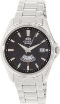 Orient Men's Classic FN02004B Silver Stainless-Steel Automatic Watch - $210.49