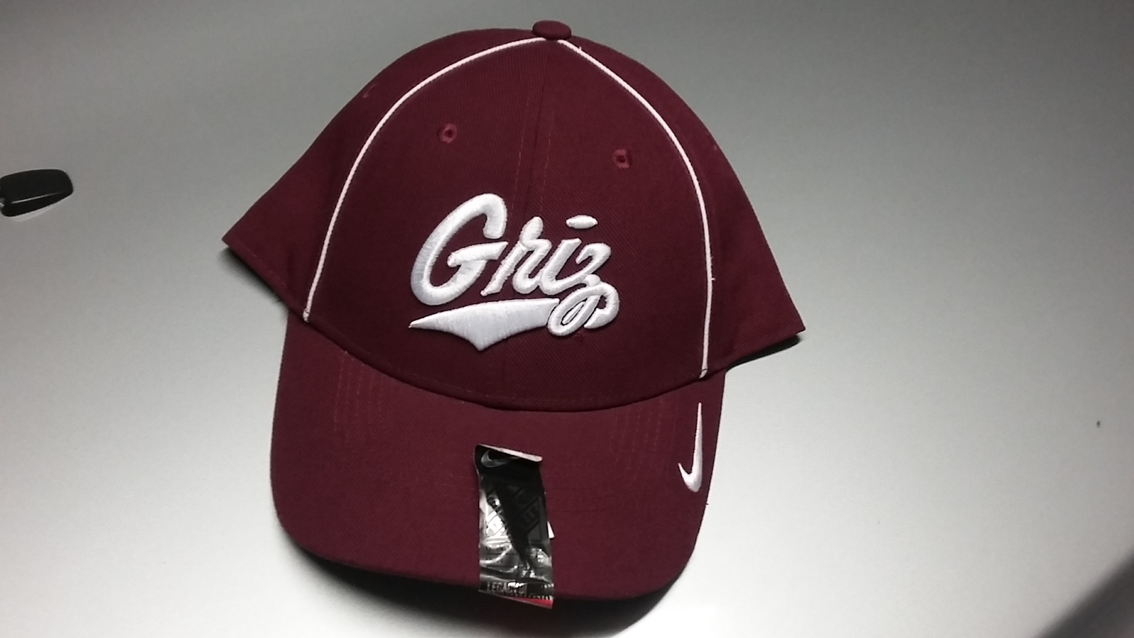 lowest price 882dc 25674 Nike Football Hat Cap Montana Grizzlies and 50 similar items