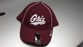Nike Football Hat Cap Montana Grizzlies football One Size - £14.46 GBP