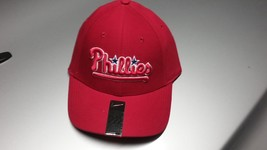 Nike Legacy 91 Baseball Hat Cap Phillies Red One Size - $15.00