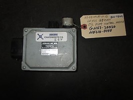 07 08 09 10 11 12 Lexus Gs450 H Oil Pump Control Module #G1167 30020,110710 0440 - $128.64