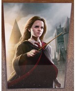 Harry Potter Hermione Granger Glossy Art Print In Hard Plastic Sleeve - $24.99