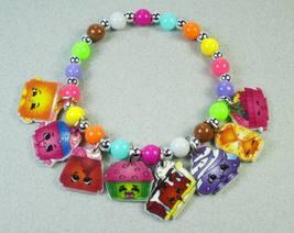 Shopkins Charm Bracelet, Shopking Jewelry, Shop... - $7.25