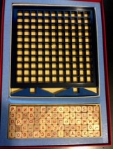 Vintage Scrabble RSVP 3-Dimensional Crossword Game-Selchow & Righter 1970 - $30.00