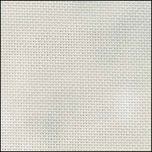 Gray 28ct Evenweave 35x38 HD cross stitch fabric Fabric Flair - $63.90