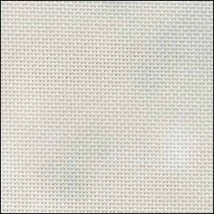 Gray 28ct evenweave 19x35 HD cross stitch fabric Fabric Flair - $31.95