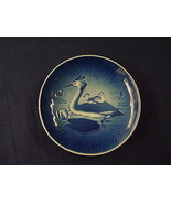 1978 BING & GRONDAHL B&G MOTHER'S DAY PLATE HERON & YOUNG - $15.00