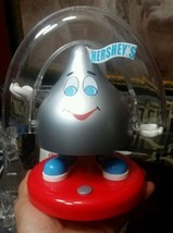 Hershey's Kiss 1999 Tappers Candies Plastic Animated Dispenser Working - $30.00
