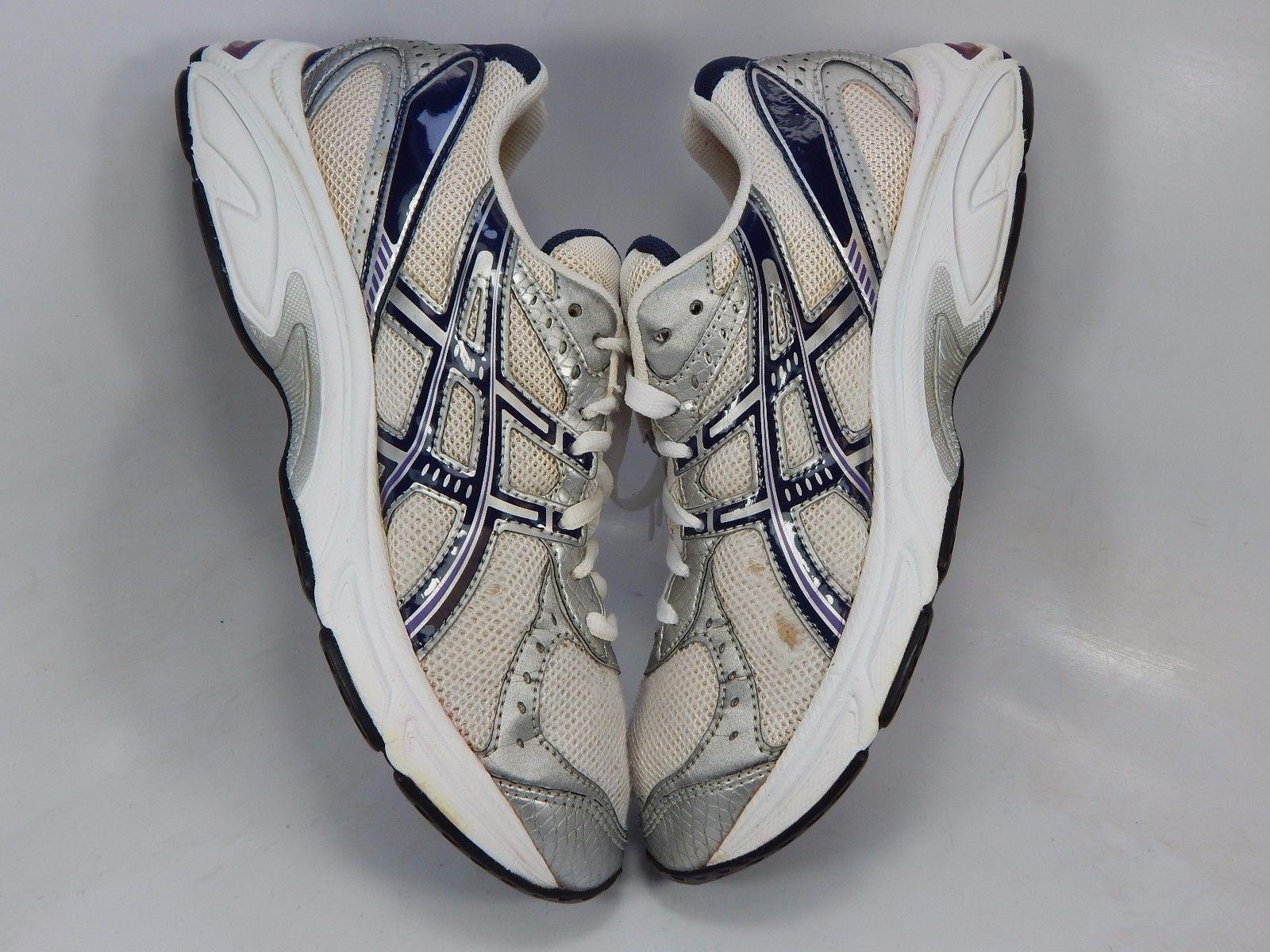 Asics Gel Maverick 3 Women's Running Shoes Size US 8.5 M (B) EU 40 White T077N