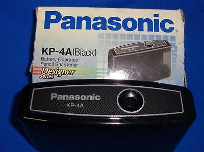 Primary image for PANASONIC KP-4A BATTERY OPERATED PENCIL SHARPENER