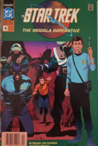 STAR TREK The Modala Imperative #4 DC Comics Group - $2.95