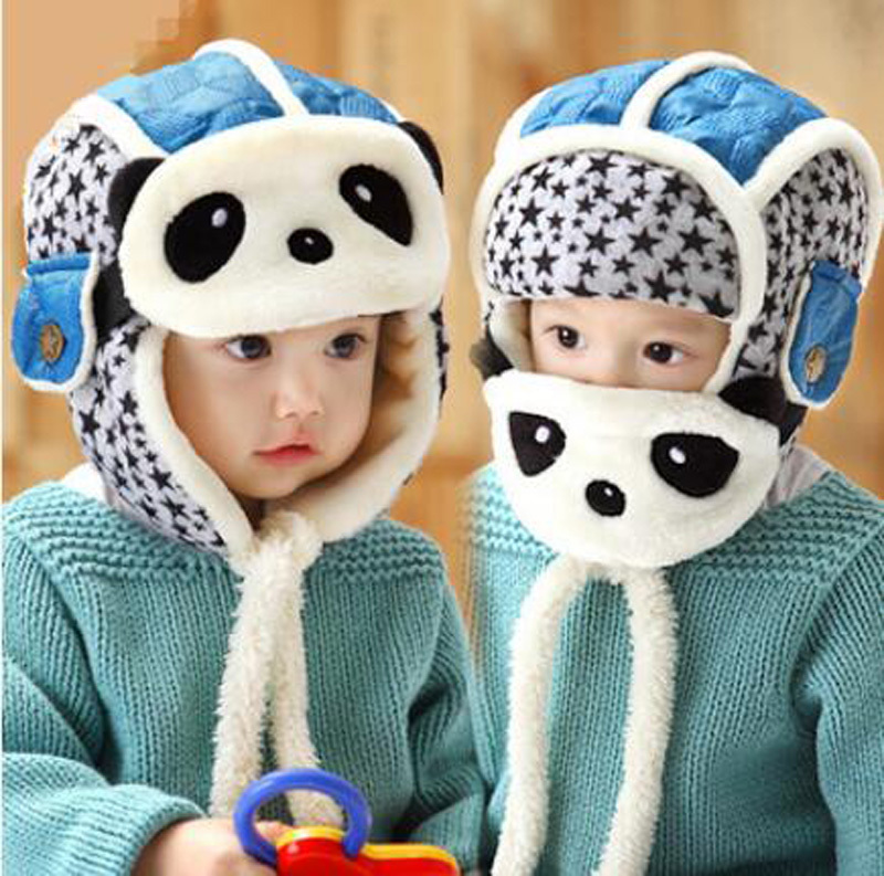 7966a1e67e3 Qq 20161011110403. Qq 20161011110403. Previous. Baby Kid Toddler Winter  Earflap Pilot Cap Hat Beanie Bomber Flight ...