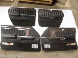 1975 MARQUIS 4 DOOR SET OF 4 DOOR PANEL ARMREST OEM USED FRONT REAR LEFT... - $742.50