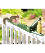 Crocodile Shaped Squirrel Feeder - $16.95