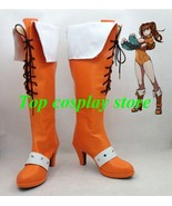 The Seven Deadly Sins Serpent's Sin of Envy Diane Cosplay Boots shoes sh... - $65.00