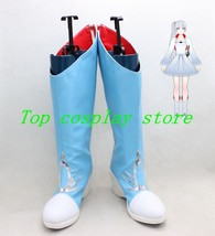 RWBY Weiss Schnee Cosplay Shoes Boots  shoe boot two versions - $65.00