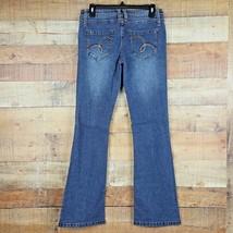 Bongo Jeans Women's Size 7 Blue Denim Distressed NB1 - $9.40