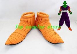 Dragon Ball Anime Piccolo Son Goku Cosplay Shoes Boots  shoe boot cloth ver - $62.00
