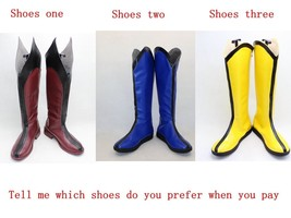 x-men Logan Wolverine cosplay Shoes Boots hand made Custom made three styles - $65.00