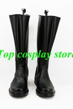 Star Wars Imperial Naval/Stormtrooper Officer Uniform Cosplay Shoes Black Boots - $65.00