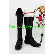 Love Live! Kousaka Honoka Yazawa Niko Cosplay Shoes Boots Custom Made B #LLC045 - $65.00