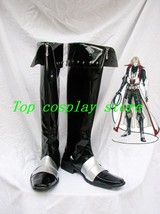 Dracula Castlevania Leon Belmont Cosplay Shoes Boots Custom-Made #CAS011 shoe - $65.00