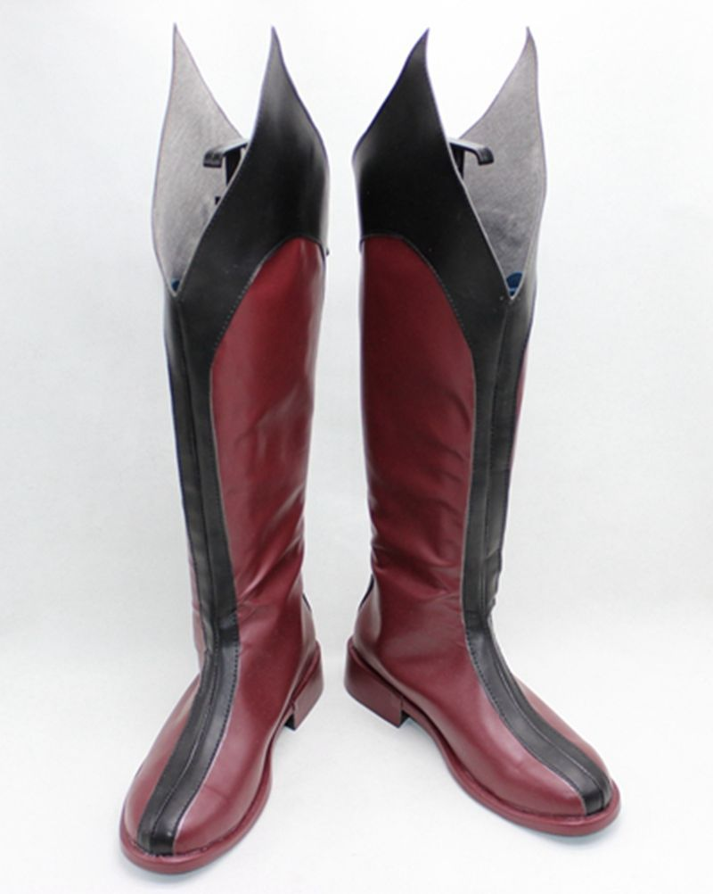 NEW !Wolverine Cosplay Shoes Boots custom Made Any Size