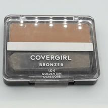 COVERGIRL Cheekers Blendable Powder Bronzer, 104 Golden Tan - $4.94