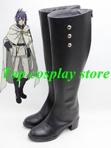 Owari no Seraph Seraph of the End Lacus Welt cosplay shoes boots shoe boot - $65.00