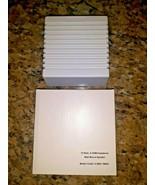 "Wall Mount Interior Speaker NEW Model 13-453 15 watt 8 Ohm Impedance 4.25""  - $9.89"