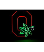 Ohio State Buckeyes 3 neon sign 17''X14'' t41 shipped from USA