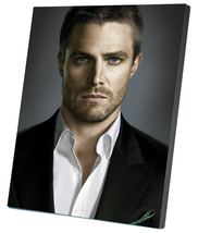 "Arrow Oliver Queen Stephen Amell TV Series 12""x... - $25.00"