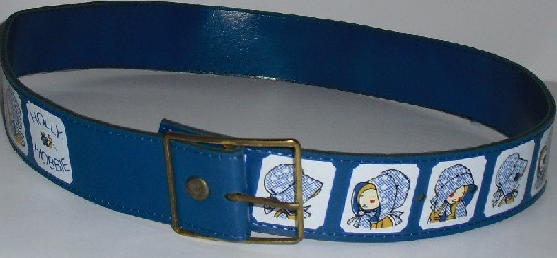"Vintage  HOLLY HOBBIE Doll child BELT length from 21""- 25"""