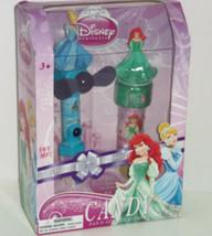 Disney Cinderella Ariel Little Mermaid Candy Fa... - $9.97