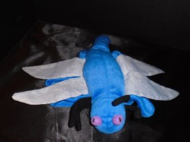 CALTOY BLUE DRAGONFLY INSECT HAND PUPPET PLUSH TOY - $12.86