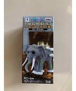 One Piece WCF World Collectible Figure Treasure Rally Zunesha Zou Arc El... - $121.17