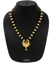 Womens Trendz Chand Pandal Unique Haar 24K Gold... - $37.00