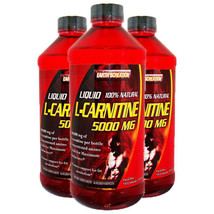High Potency Liquid L-Carnitine 5000 Mg, 32 servings by Earth's Creation... - $24.70+