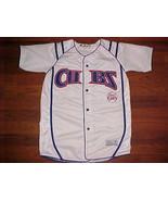 True Fan Series MLB NL Central Chicago Cubs Boys Blue White Baseball Jer... - $39.59