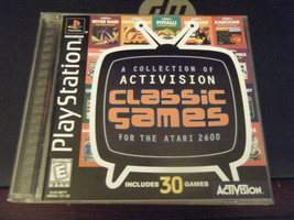 Activision Classics (Sony PlayStation 1, 1998) - Complete!!! - $11.87